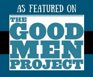 As featured on The Good Men Project | I write and feature some of my content over here.